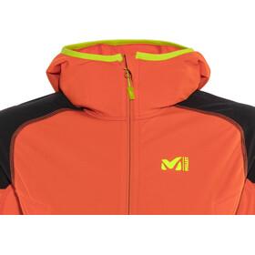 Millet LD Pierra Ment Jacket Women Orange